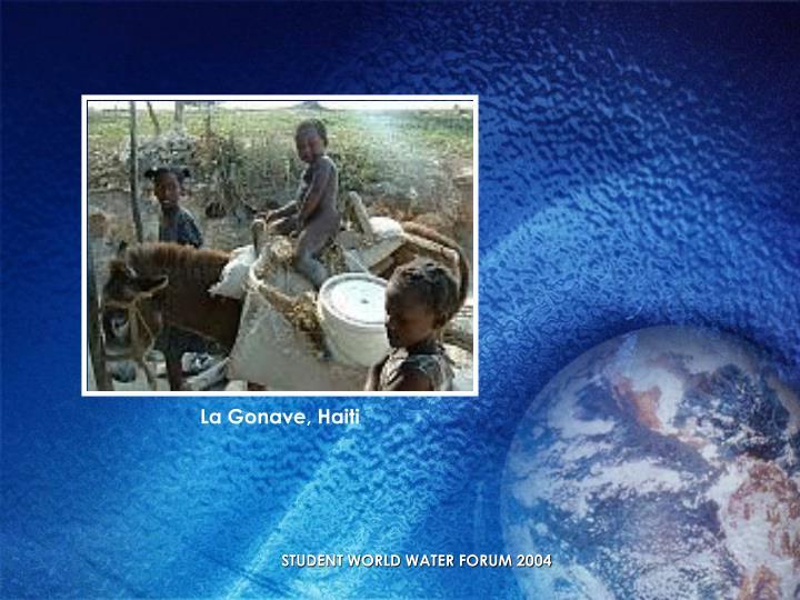La Gonave, Haiti