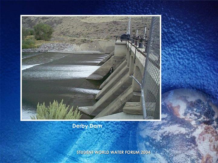 Derby Dam