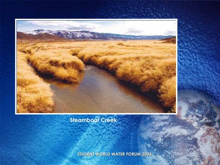 Steamboat Creek