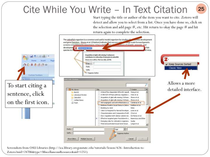 Cite While You Write