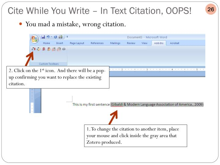 You mad a mistake, wrong citation.
