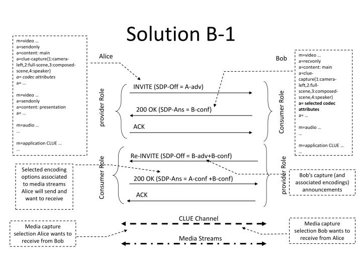 Solution B-1