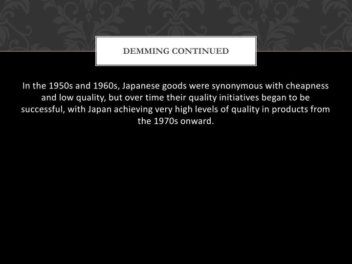 Demming