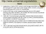 http www unmarried org statistics html
