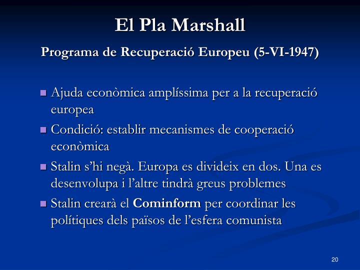 El Pla Marshall