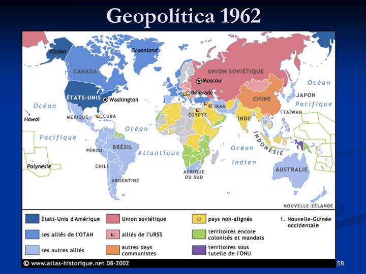 Geopolítica 1962