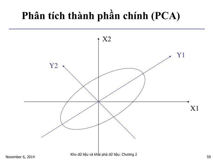 Phân tích thành phần chính (PCA)