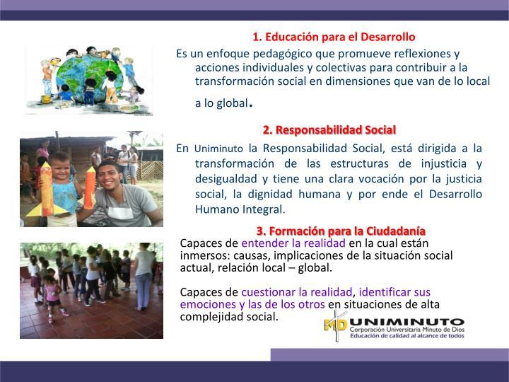 2. Responsabilidad Social