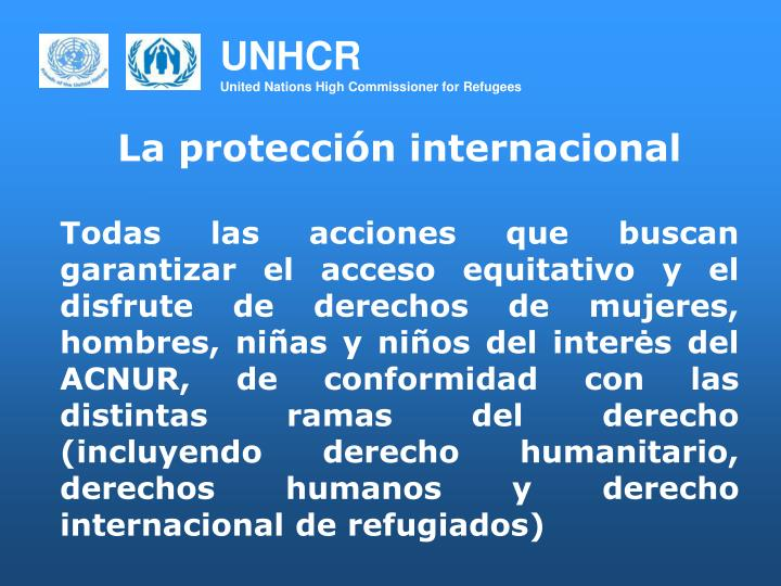 Unhcr united nations high commissioner for refugees2