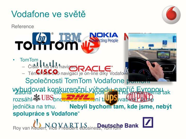 Vodafone ve světě