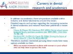 careers in dental research and academics2