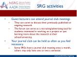 srg activities4