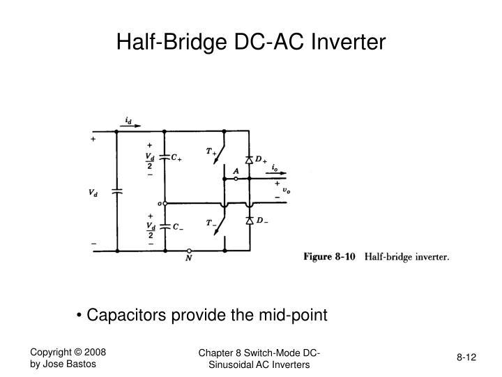Half-Bridge DC-AC Inverter