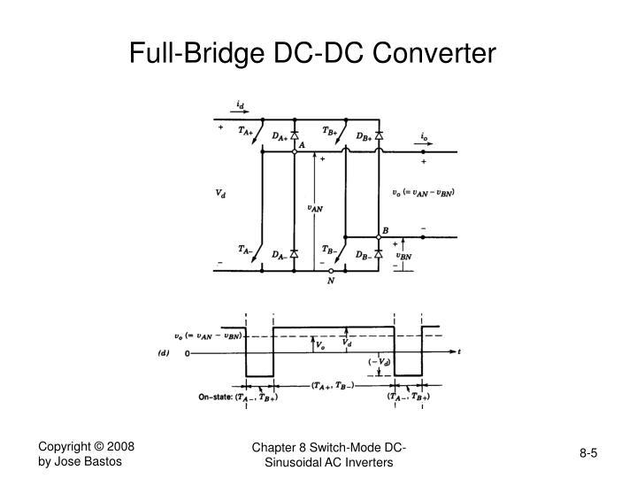 Full-Bridge DC-DC Converter