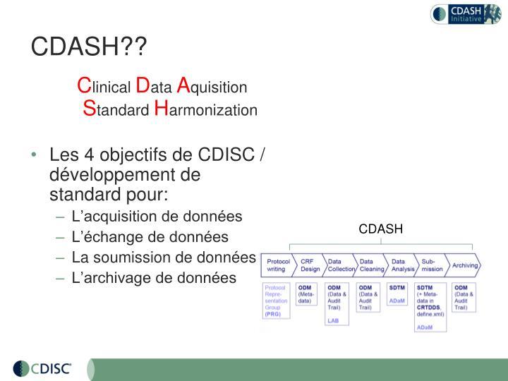 CDASH??