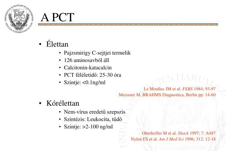 A PCT
