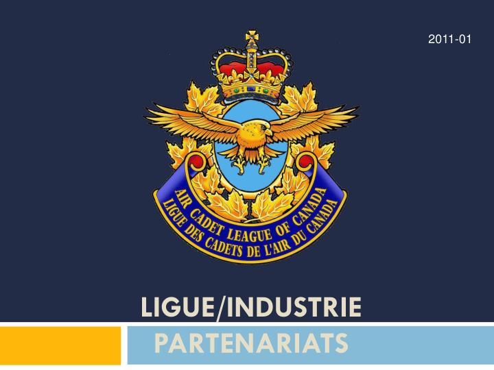 Ligue industrie partenariats