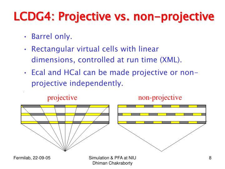 non-projective