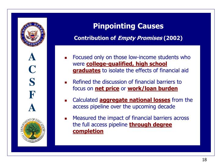 Pinpointing Causes