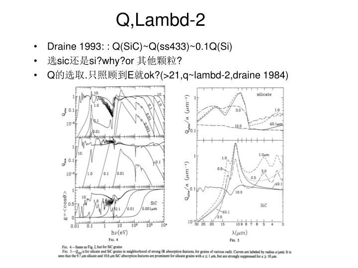 Q,Lambd-2