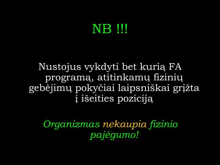 NB !!!
