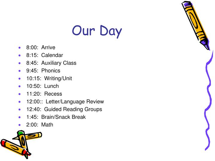 Our Day