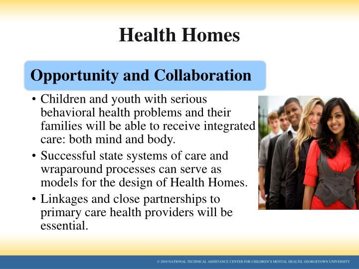 Health Homes