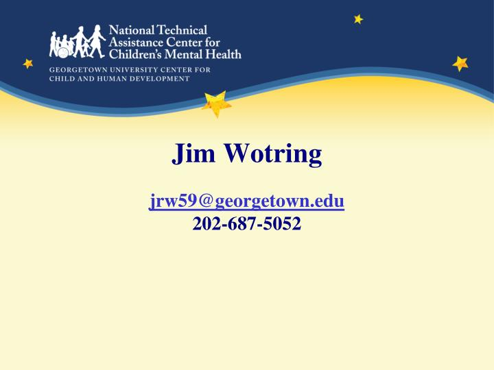 Jim Wotring