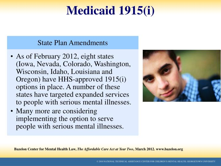 Medicaid 1915(