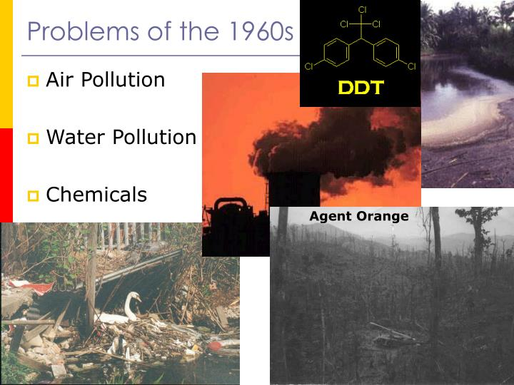 Problems of the 1960s