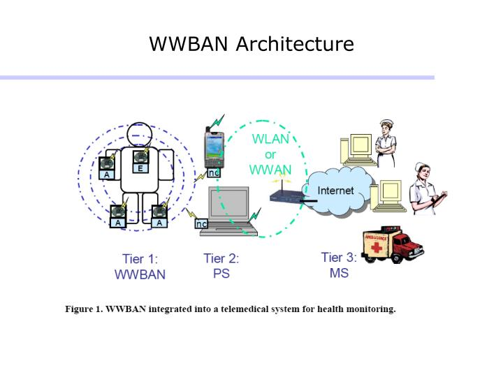 WWBAN Architecture