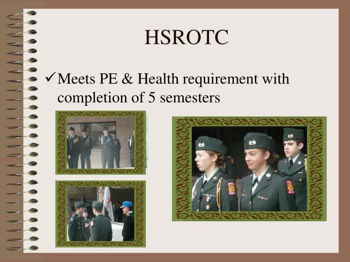 HSROTC
