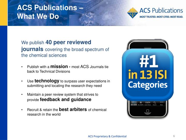 ACS Publications –