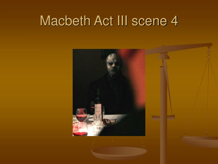 deleted scene macbeth macbeth scene analysis: eng3u1 summative macbeth, a film directed by patrick stewart from the inspiration of shakespeare's enduring play is the most effective .