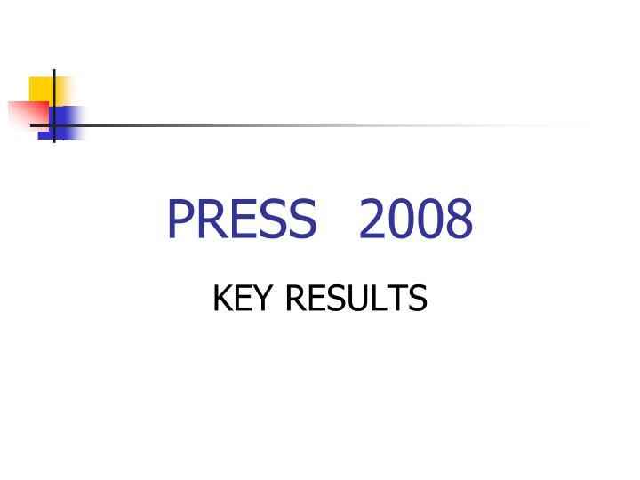 PRESS2008