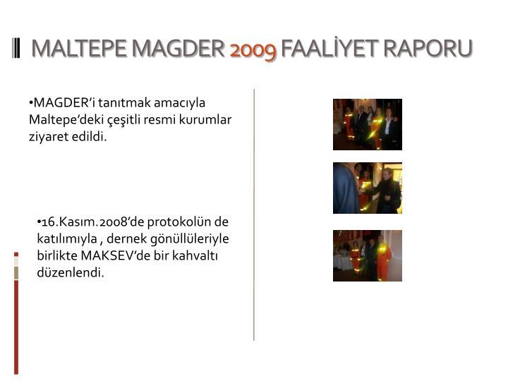 MALTEPE MAGDER