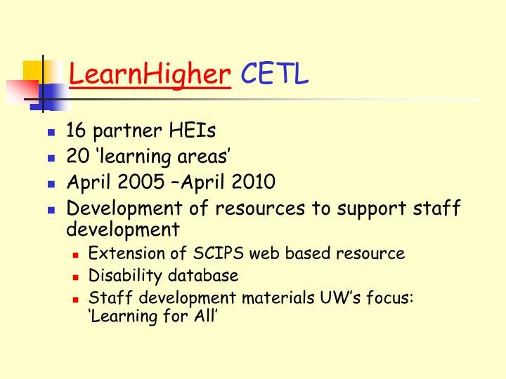 LearnHigher