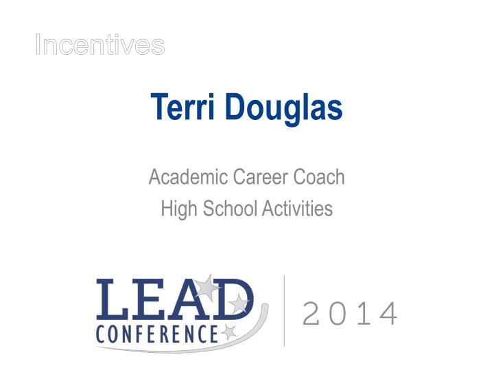 Terri Douglas