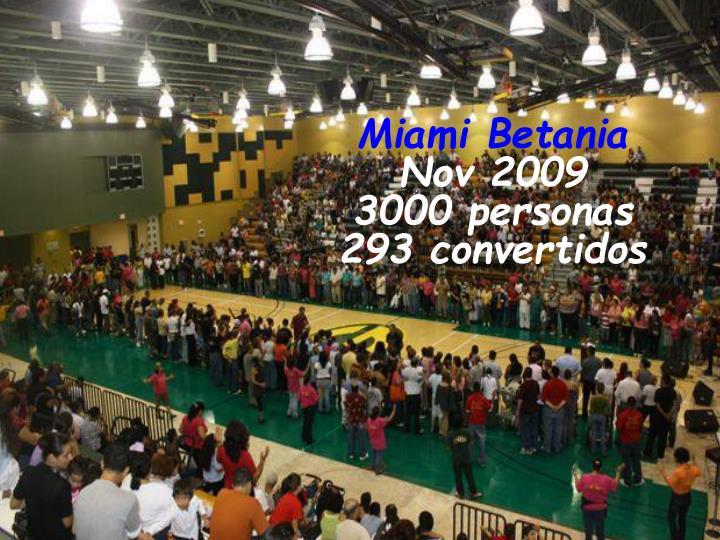 Miami Betania