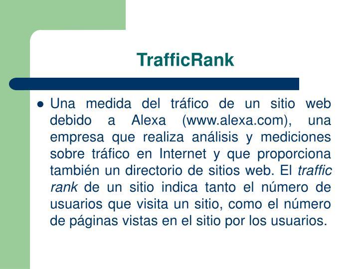TrafficRank