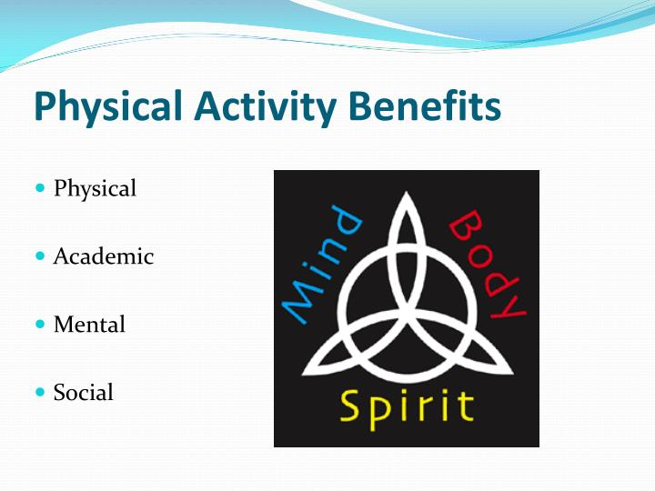 Physical Activity Benefits