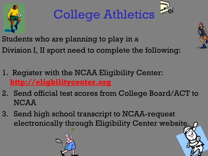 College Athletics