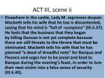 act iii scene ii
