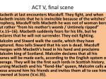 act v final scene