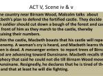 act v scene iv v