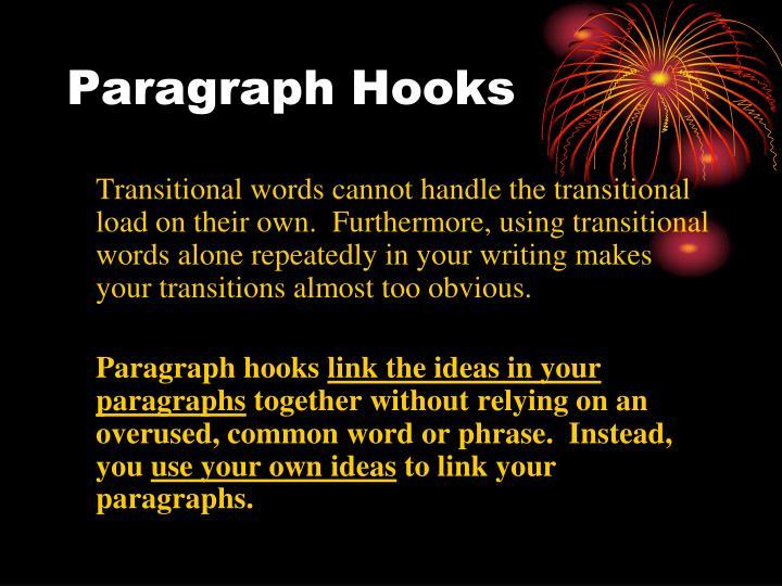 Paragraph Hooks