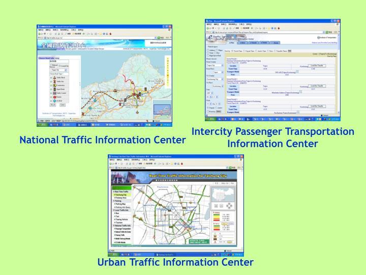 Intercity Passenger Transportation