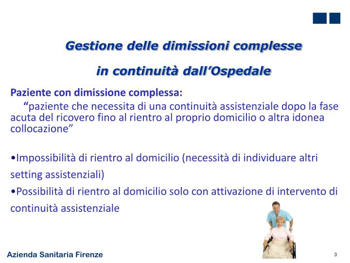 Gestione delle dimissioni complesse