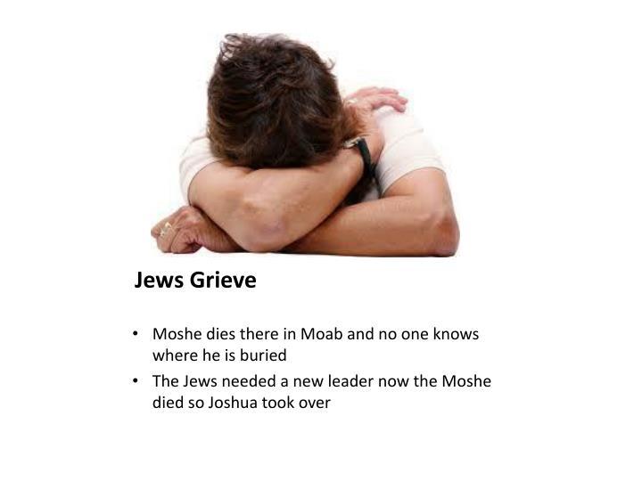 Jews Grieve