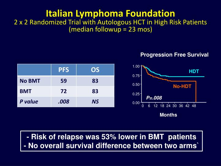 Italian Lymphoma Foundation